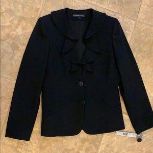 Black Preston & York dress blazer NWT